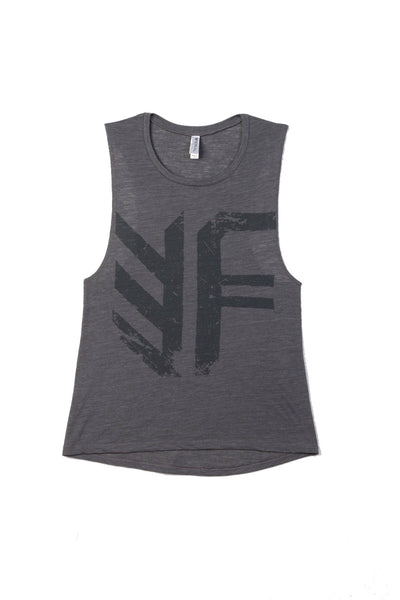 Women's - Roughen Tank - Grey