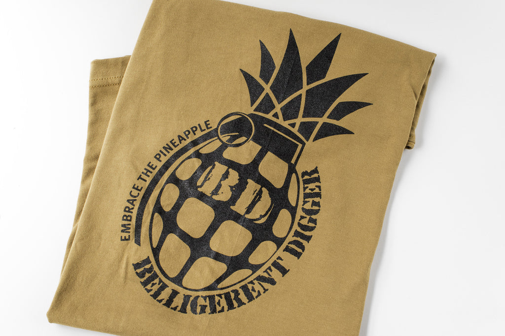 Pineapple PT Shirt