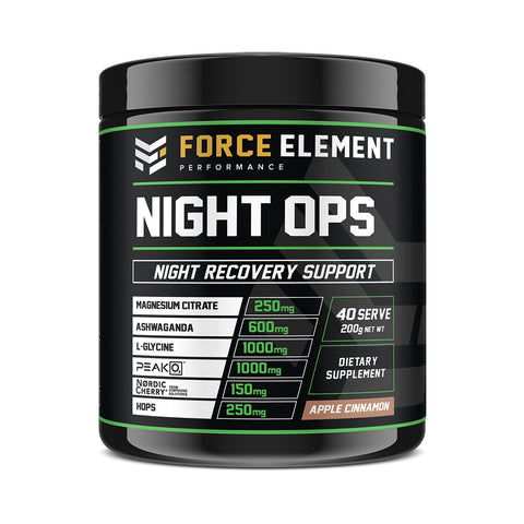 NIGHT OPS - Sleep & Recovery Aid