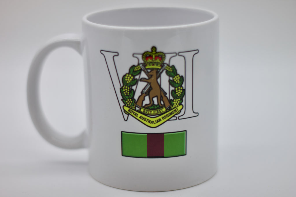 7 RAR Association coffee mug