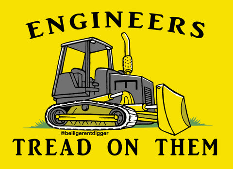 Engineers sticker