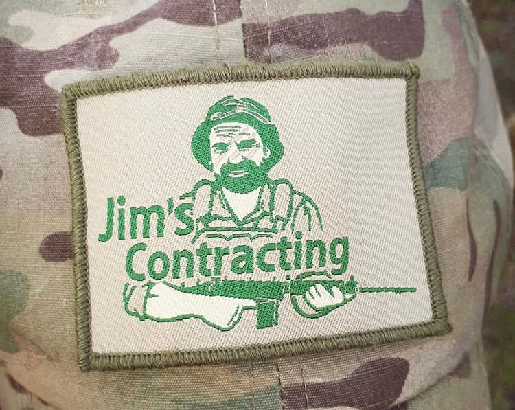 Jims contracting patch
