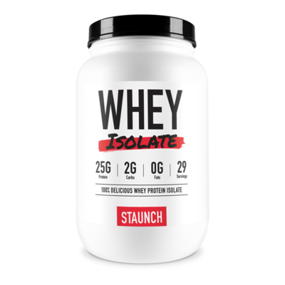 Staunch - Whey Isolate