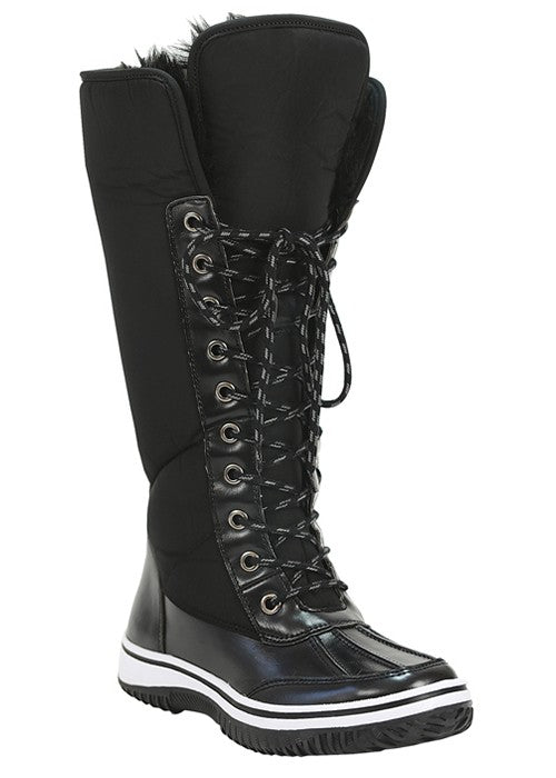 Your Favorite Snow Boots - Black