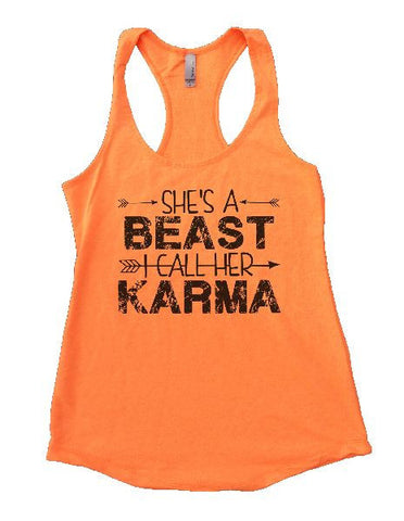 Namastay In Bed Womens Workout Tank Top F915