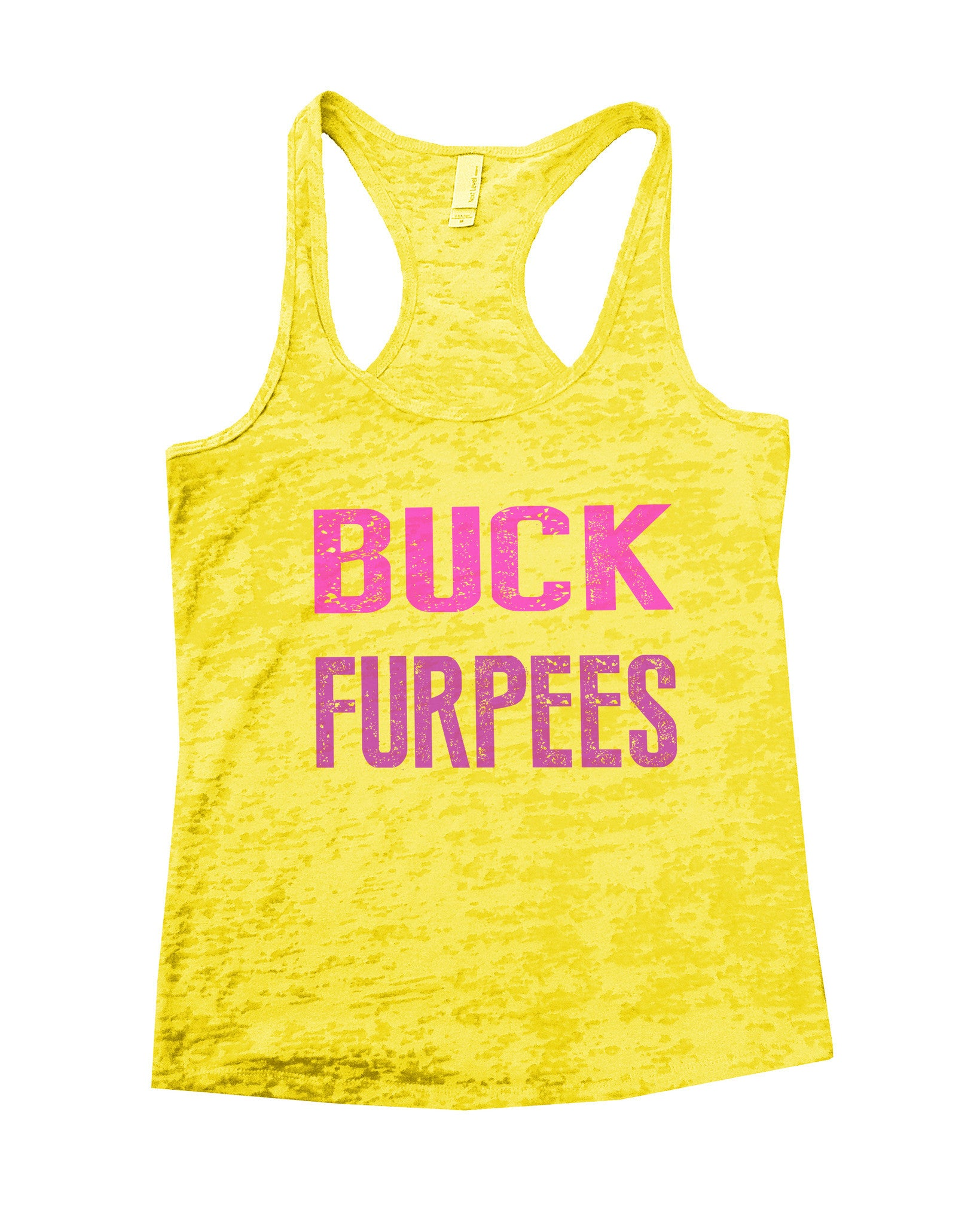 Buck Furpees Burnout Tank Top By BurnoutTankTops.com - 562 - Funny Shirts Tank Tops Burnouts and Triblends  - 6