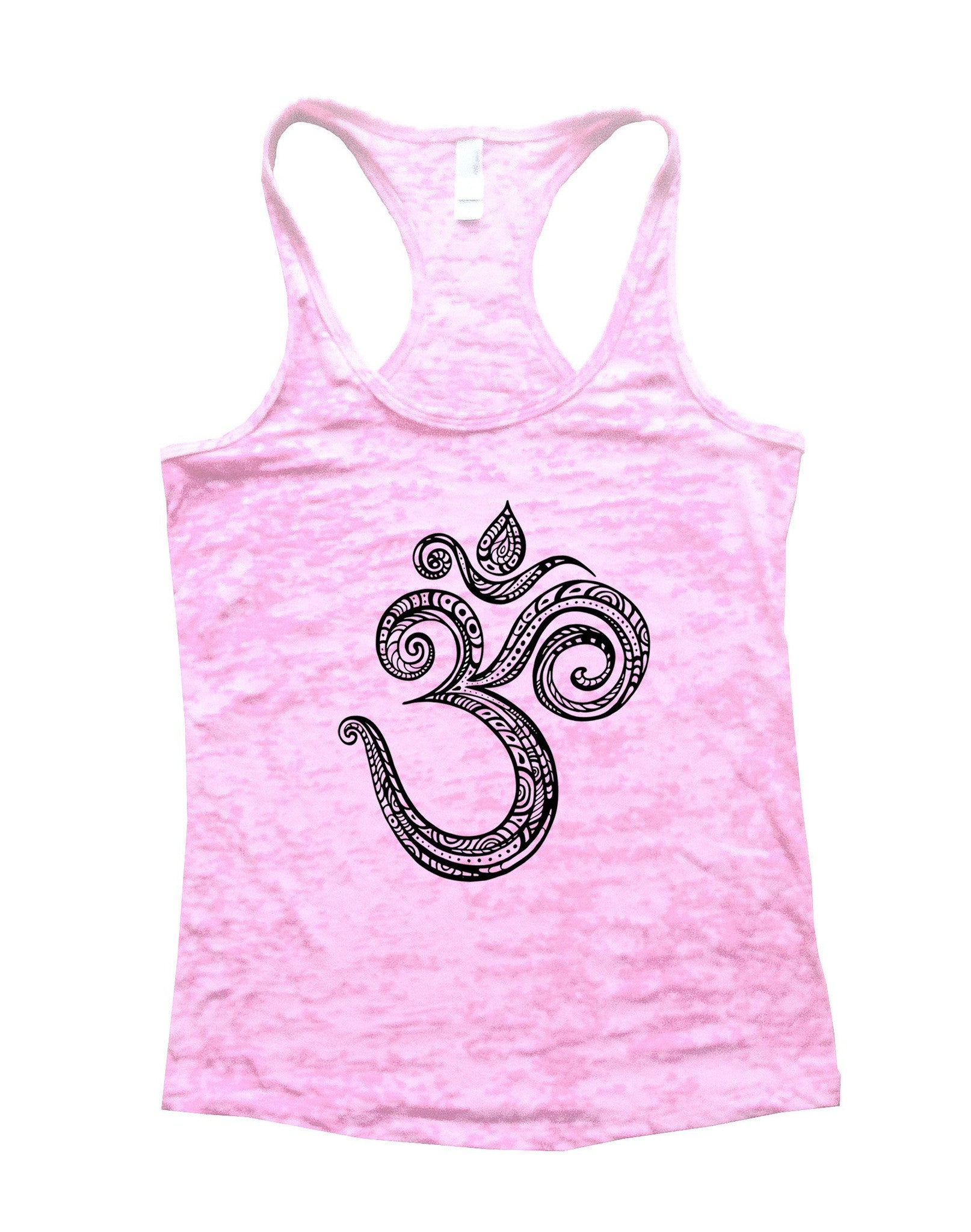 Ohm Burnout Tank Top By BurnoutTankTops.com - 908 - Funny Shirts Tank Tops Burnouts and Triblends  - 1