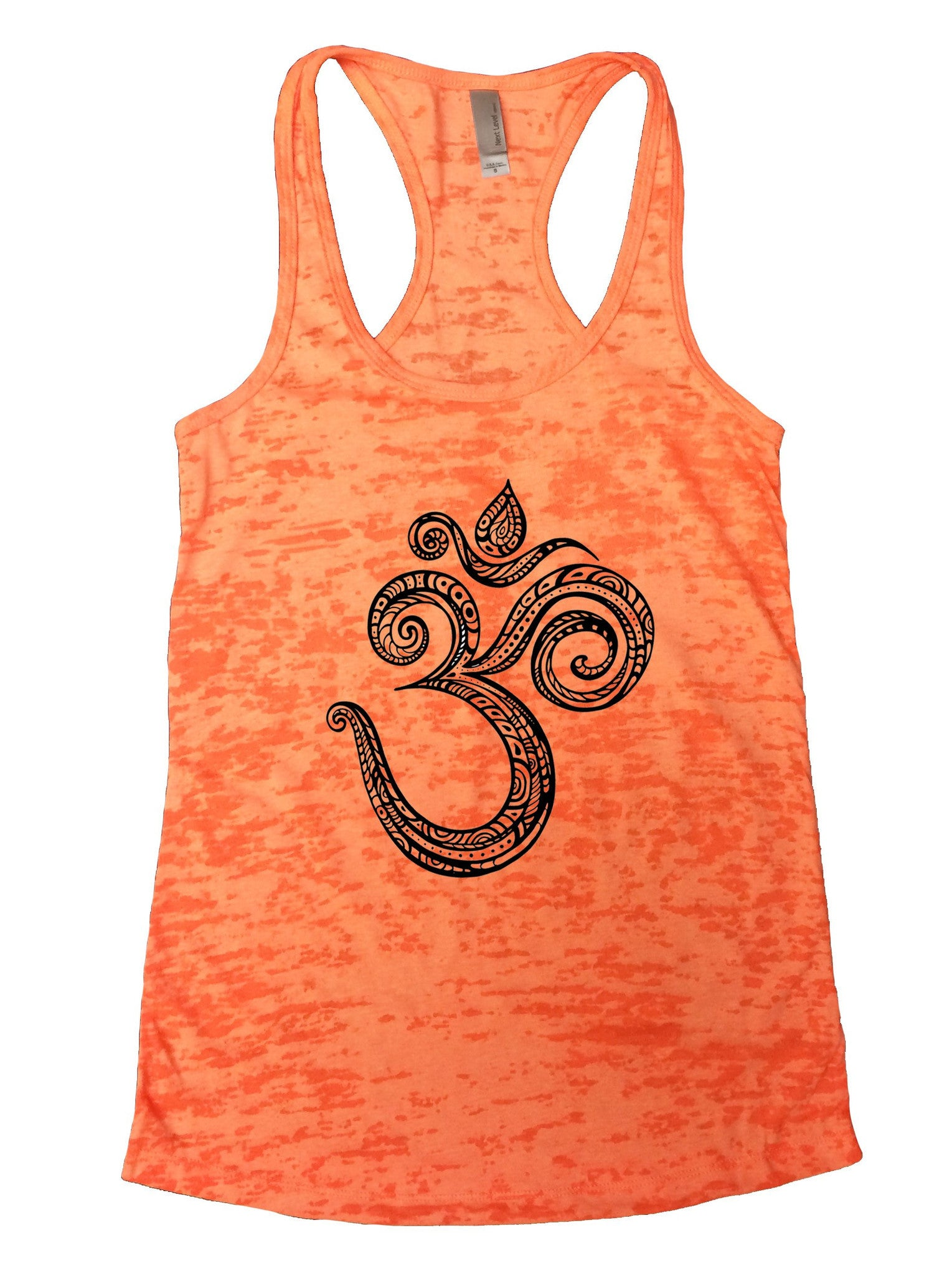 Ohm Burnout Tank Top By BurnoutTankTops.com - 908 - Funny Shirts Tank Tops Burnouts and Triblends  - 2
