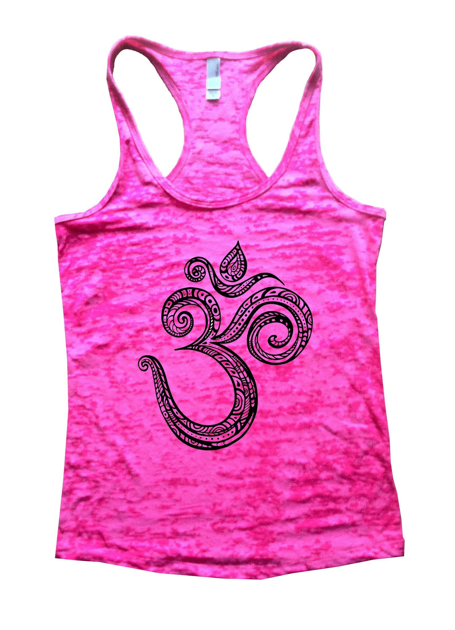 Ohm Burnout Tank Top By BurnoutTankTops.com - 908 - Funny Shirts Tank Tops Burnouts and Triblends  - 4