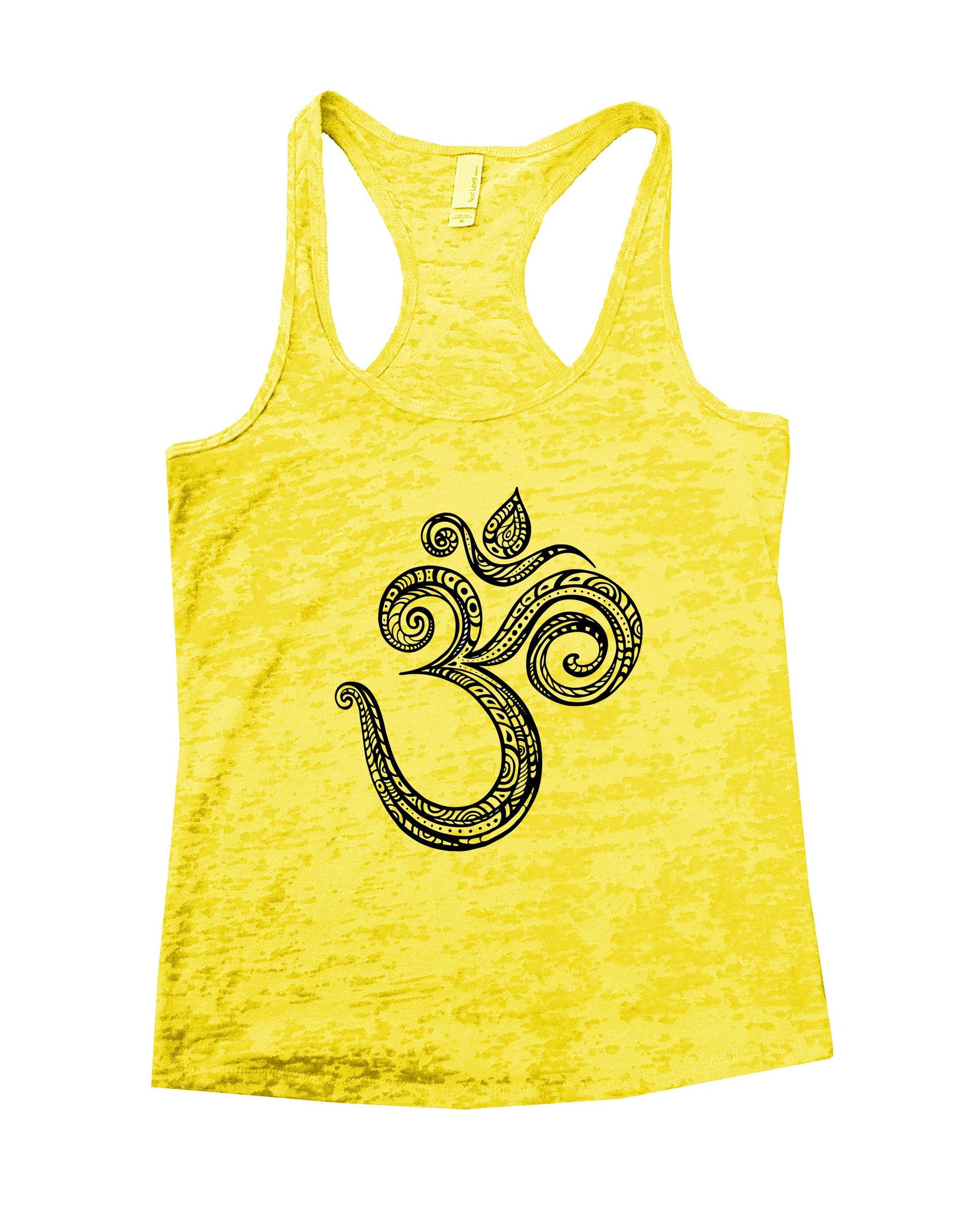 Ohm Burnout Tank Top By BurnoutTankTops.com - 908 - Funny Shirts Tank Tops Burnouts and Triblends  - 7