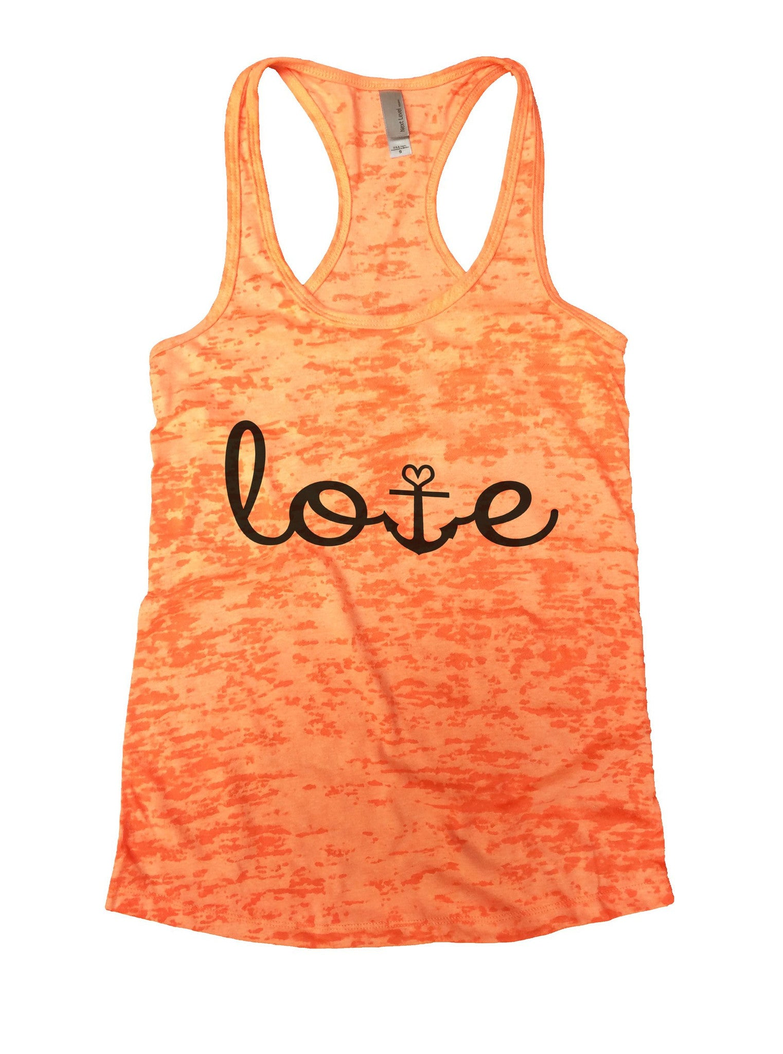 Love Burnout Tank Top By BurnoutTankTops.com - 935 - Funny Shirts Tank Tops Burnouts and Triblends  - 6