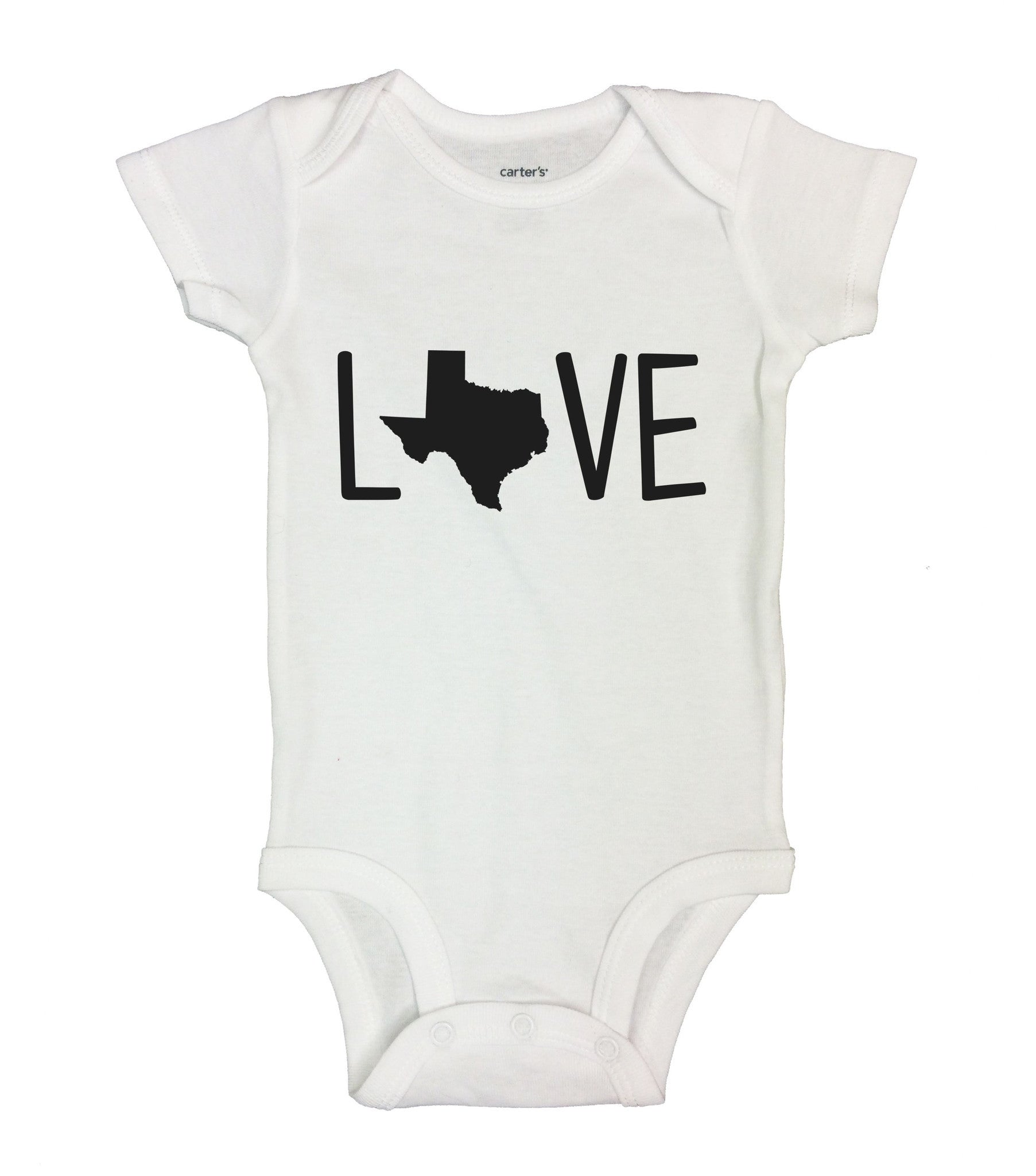 Love Funny Kids Onesie - B143 - Funny Shirts Tank Tops Burnouts and Triblends  - 2