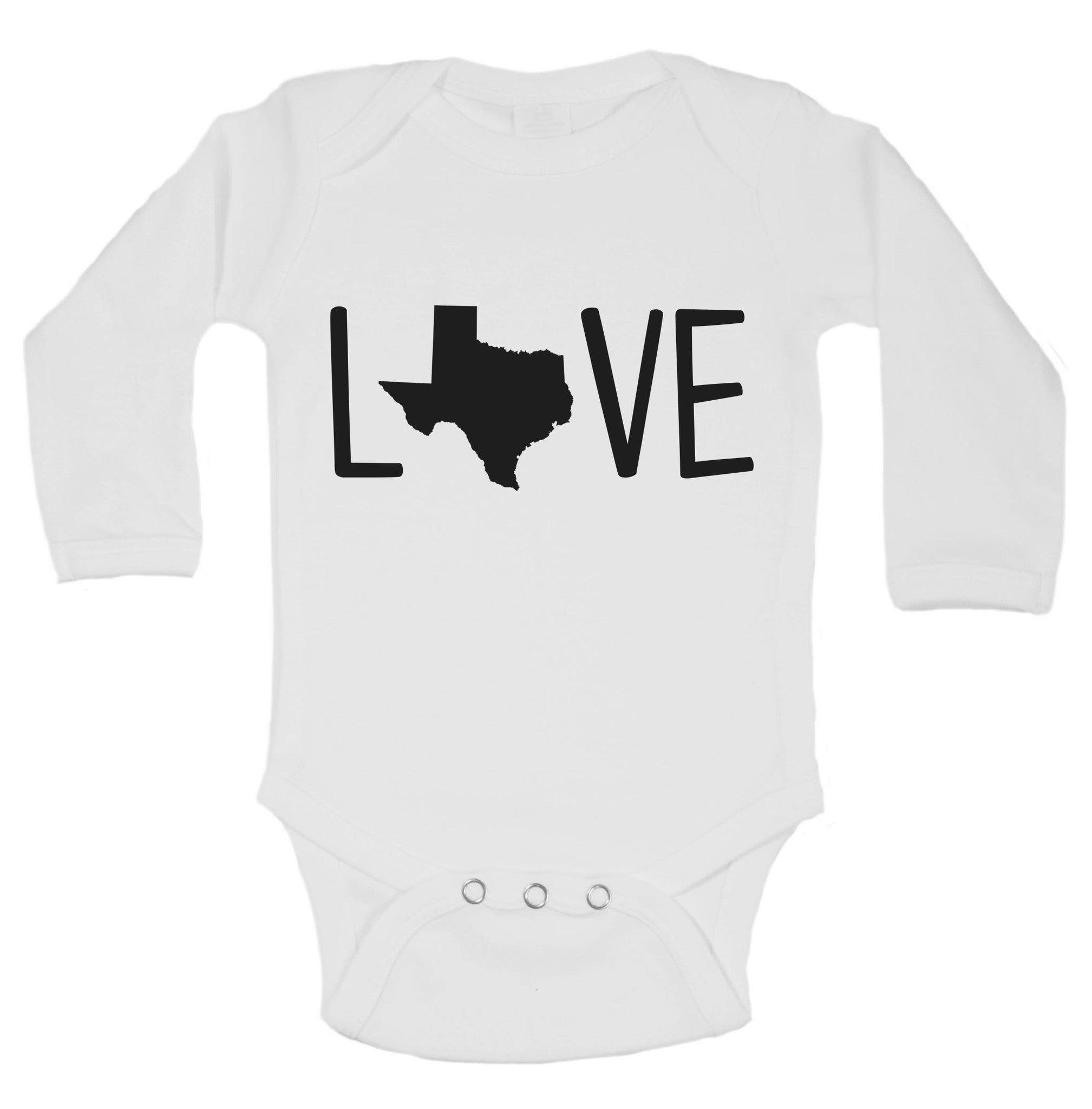 Love Funny Kids Onesie - B143 - Funny Shirts Tank Tops Burnouts and Triblends  - 1