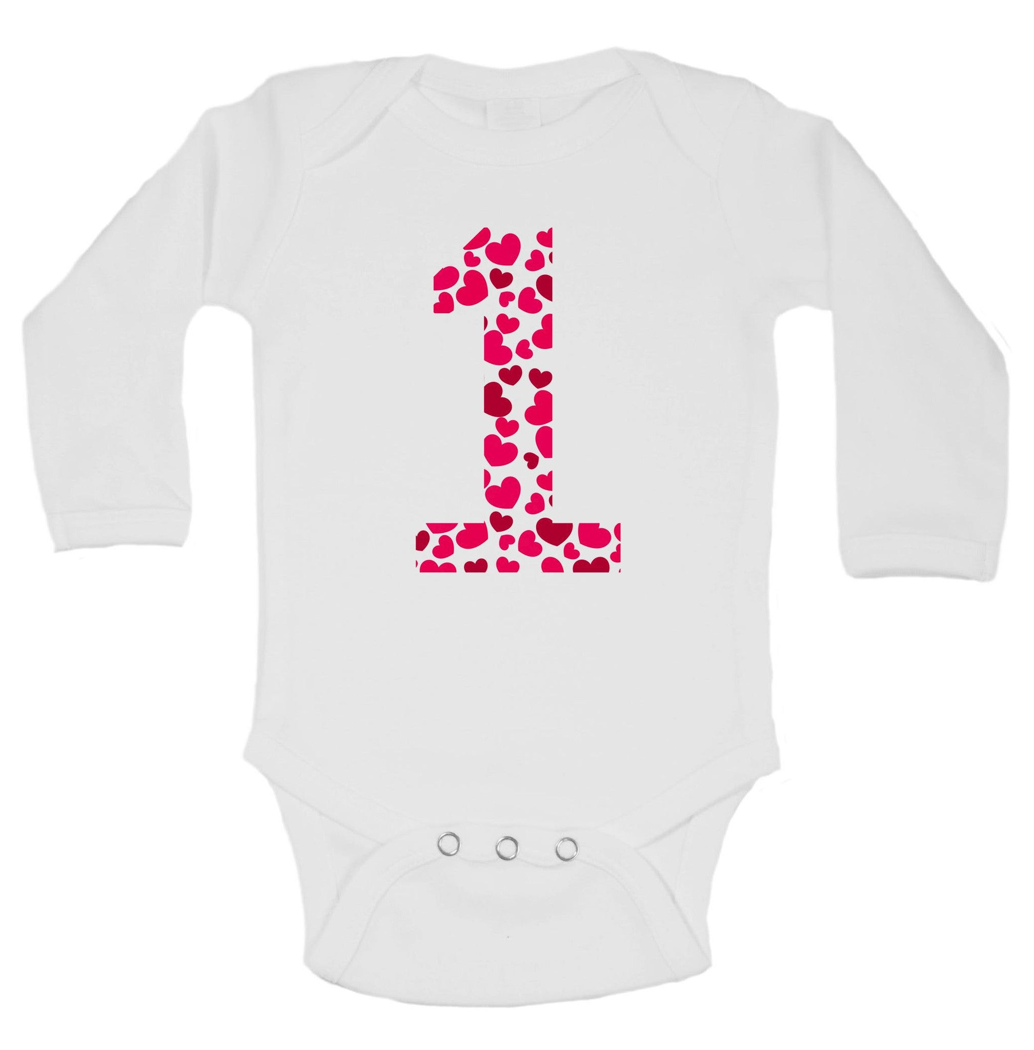 Love In One Funny Kids Onesie - B55 - Funny Shirts Tank Tops Burnouts and Triblends  - 1