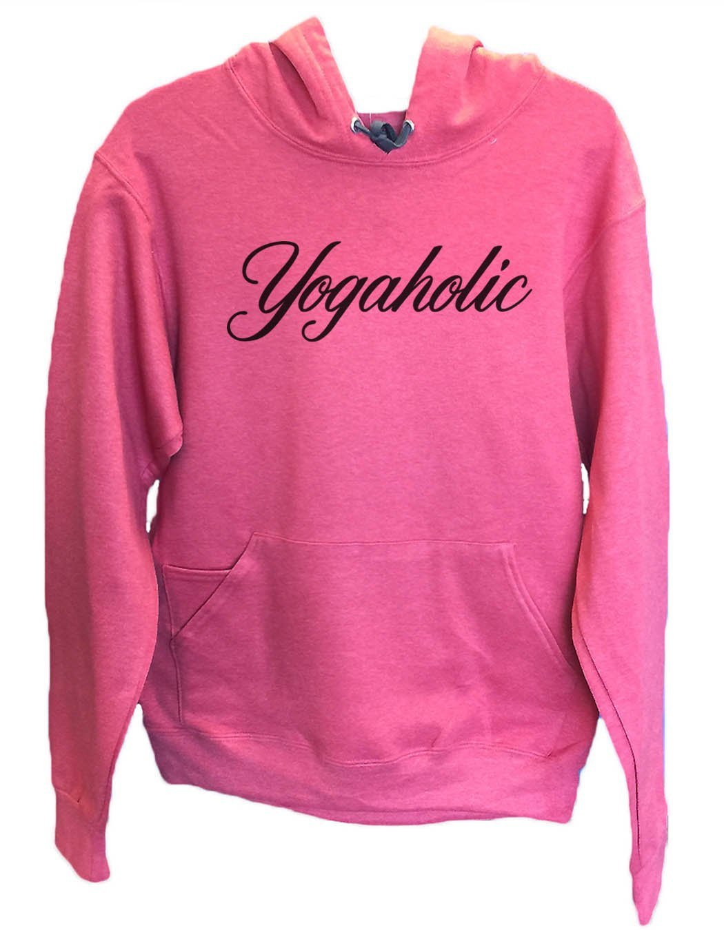 UNISEX HOODIE - Yogaholic - FUNNY MENS AND WOMENS HOODED SWEATSHIRTS - 2123 Funny Shirt