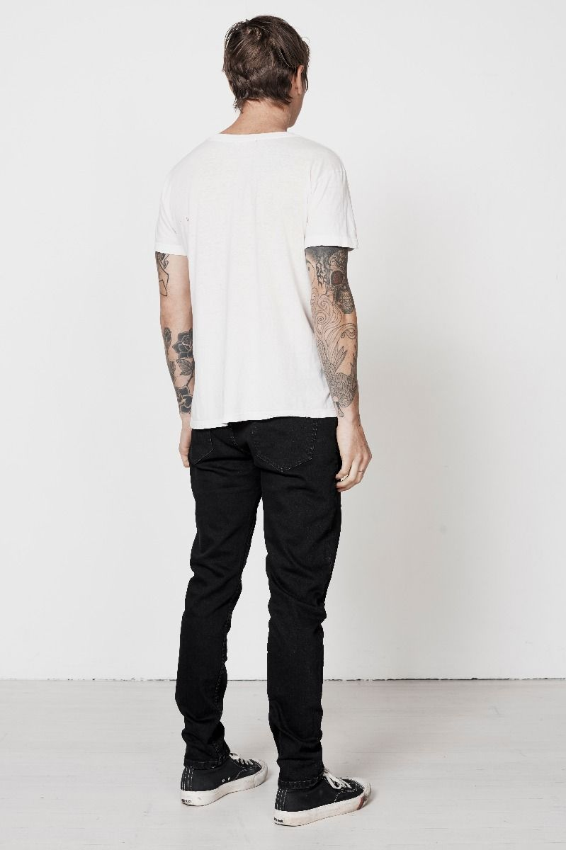 Tim Slim Jeans Black