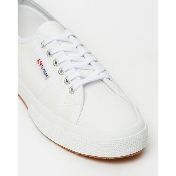 2750 EFGLU White Leather