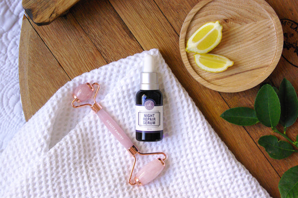 Serum with FREE Rose Quartz Roller