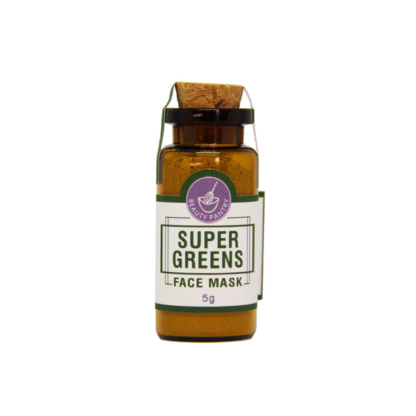 Face Mask - Super Greens