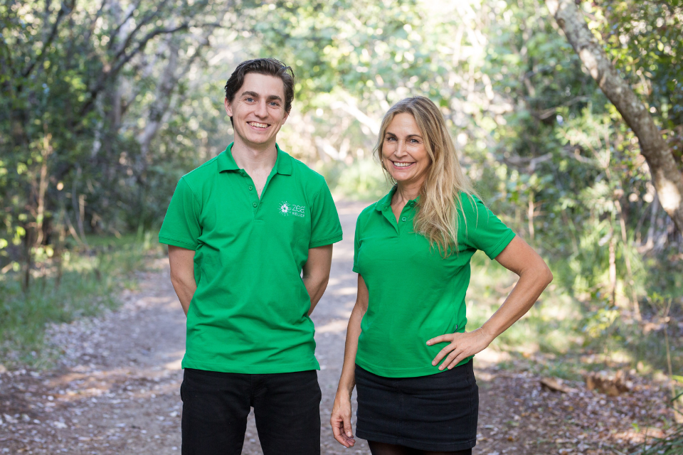 Zea Relief - Australian Family Business