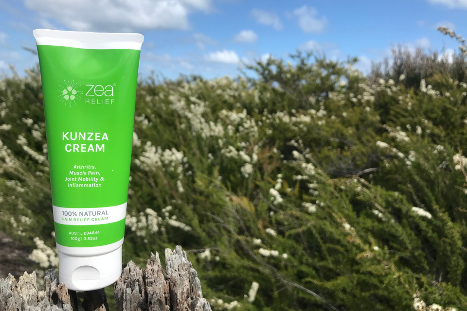 Australian Kunzea Products - Kunzea Cream