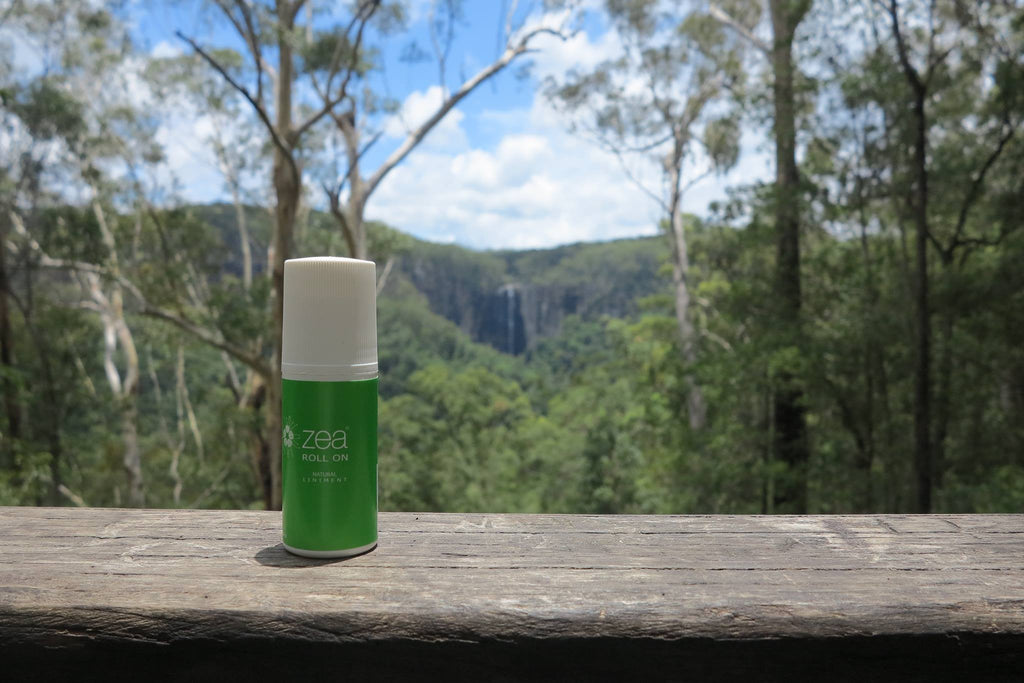 Zea Relief Kunzea Roll On Liniment in Nature