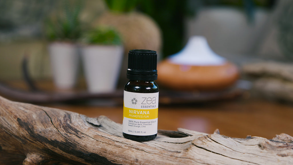 Nirvana Essential Oil Blend
