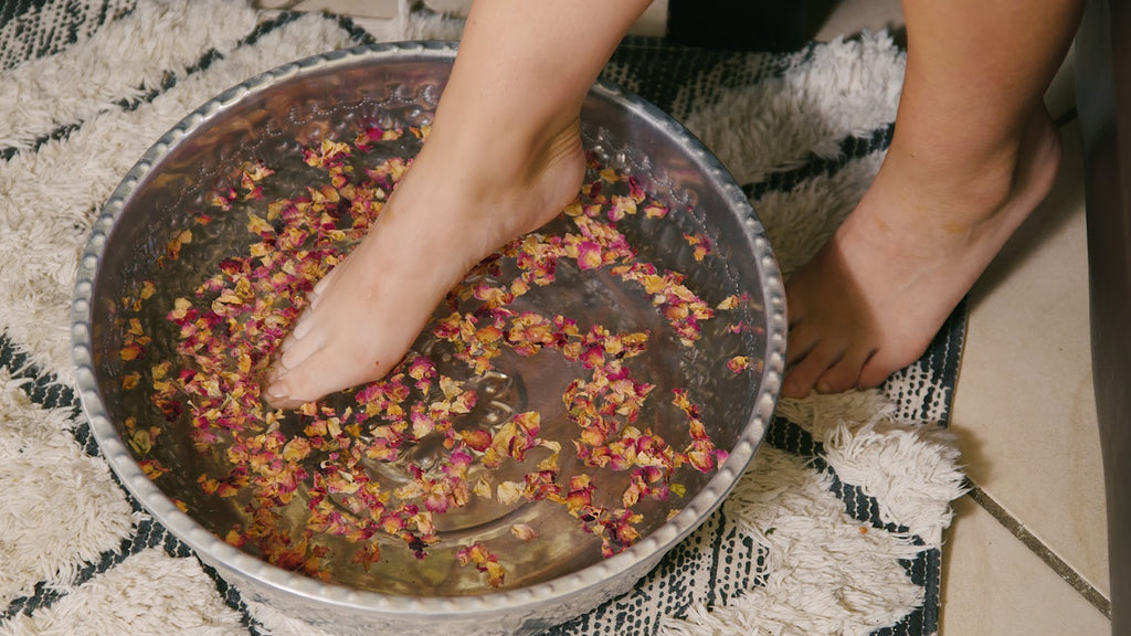 Foot Soak Zea Relief