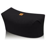 Black Zabuton Yoga Pillow For Meditation | Ergonomic Design Relieves Stress for Total Comfort