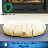 Therapeutic Meditation Cushion | Ergonomic Design Relieves Stress And Pressure - Natural Color