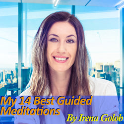 14 Guided Meditations Bundle By Irena Golob (4 Hours)
