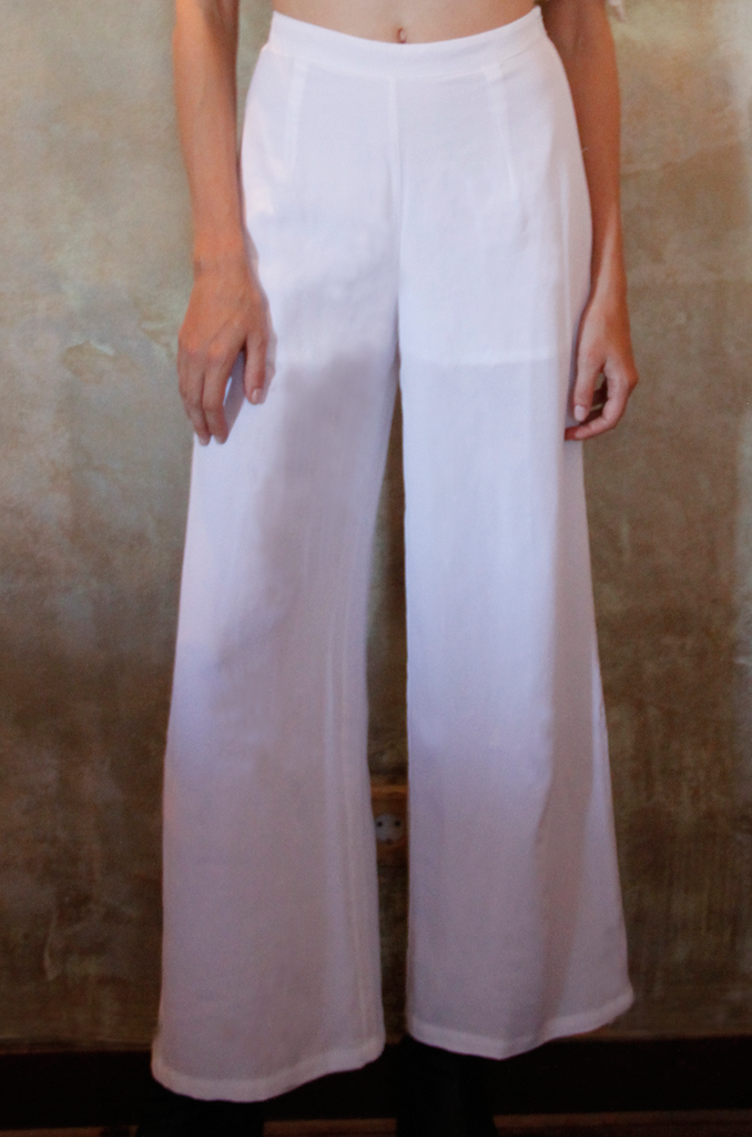 Basic Maxi Pants - Heron clothing brand bali