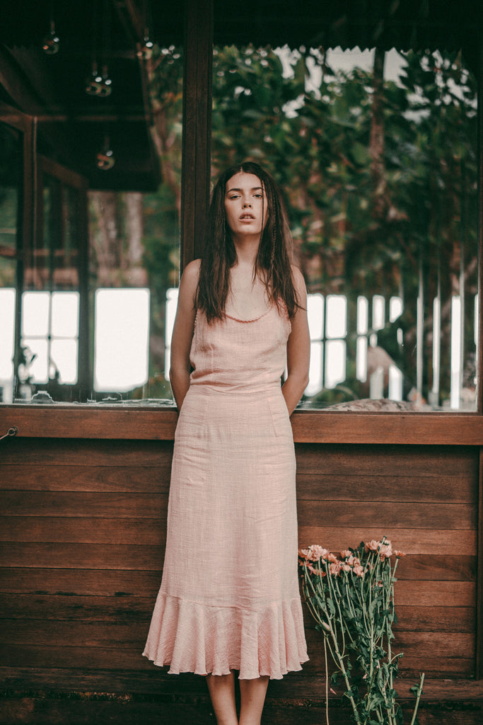 Serena Dress - Heron clothing brand bali