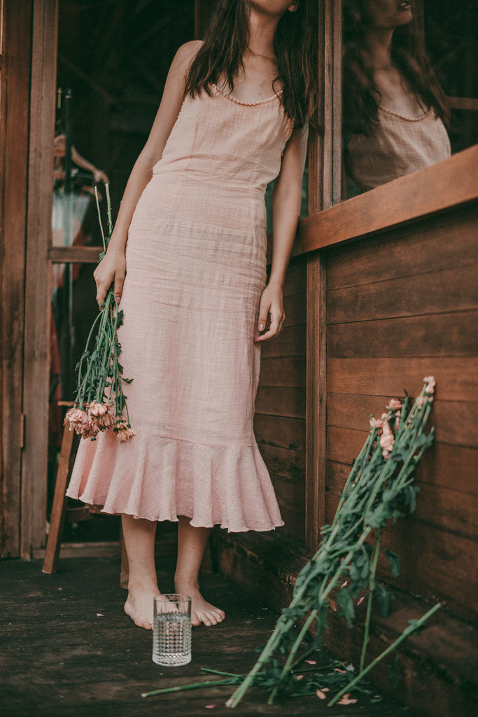 Serena Dress Heron Dress - Heron clothing brand bali