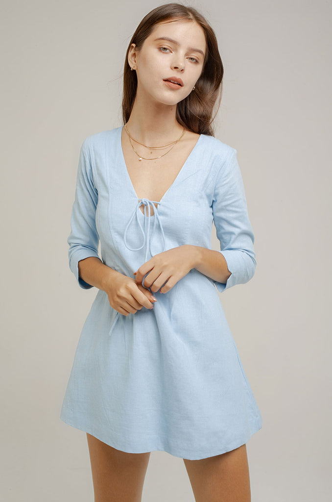 Ally Mini Dress Heron dress - Heron clothing brand bali