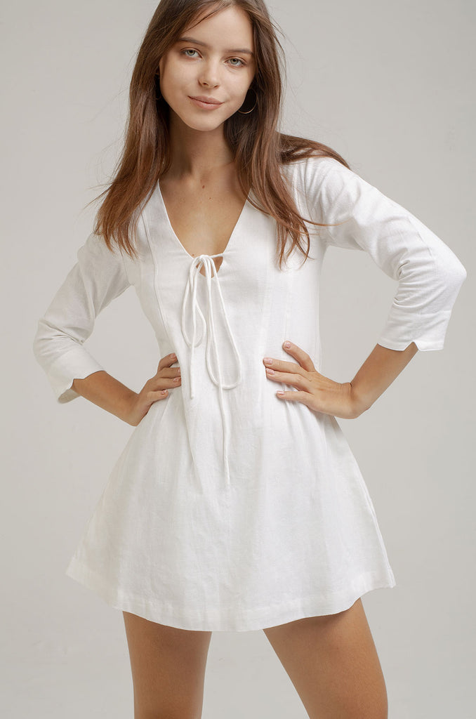 Ally Mini Dress - Heron clothing brand bali