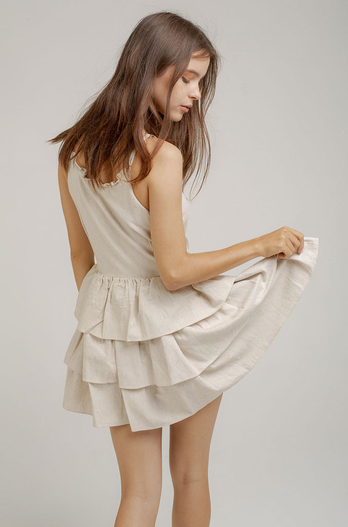 Cara Mini Dress Heron dress - Heron clothing brand bali