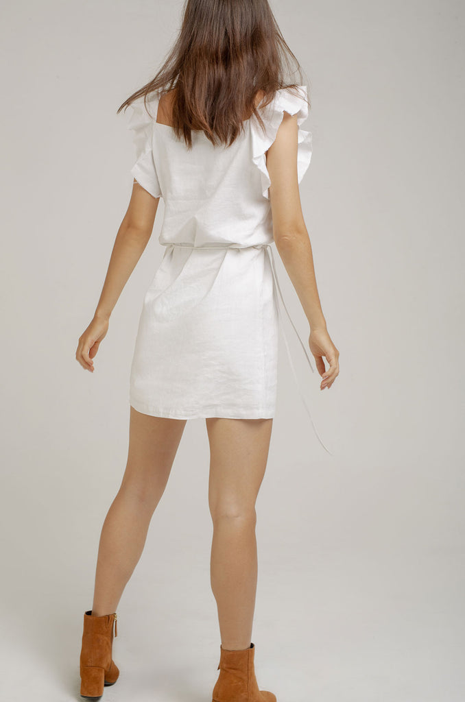 HIBI MINI DRESS - Heron clothing brand bali
