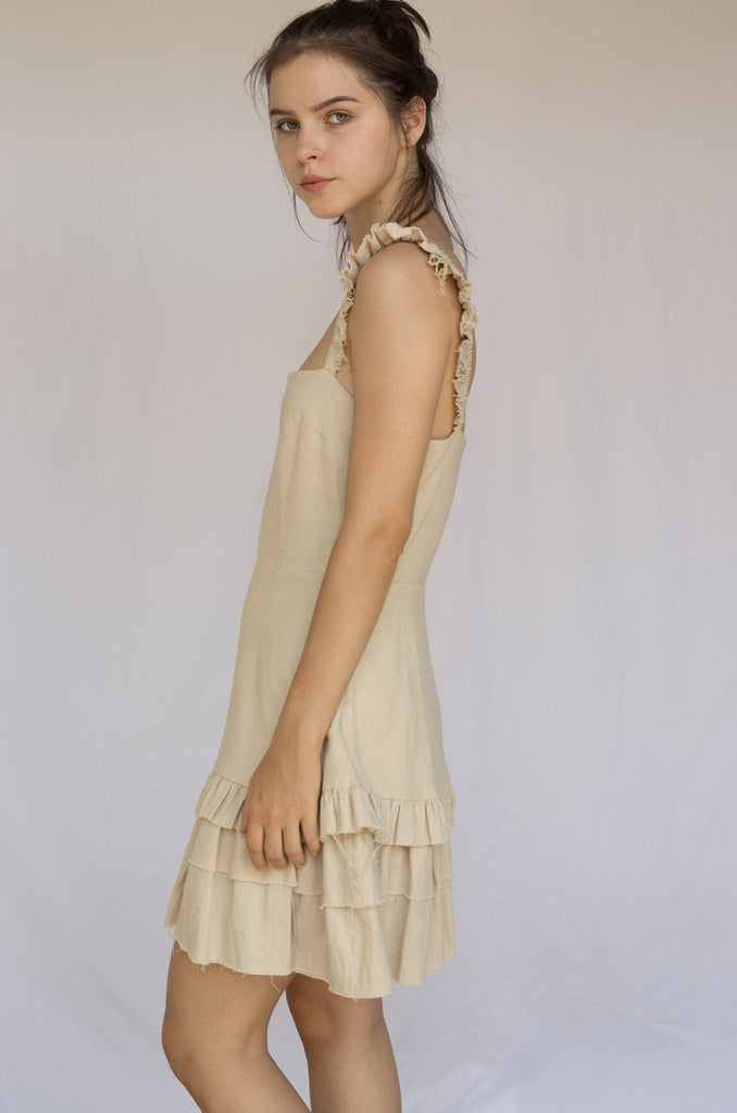 Jennie Mini Dress Heron Dress - Heron clothing brand bali