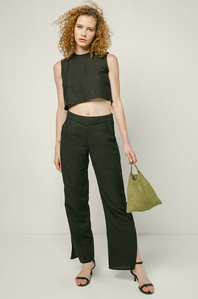 Kerry Pant Heron Pants - Heron clothing brand bali