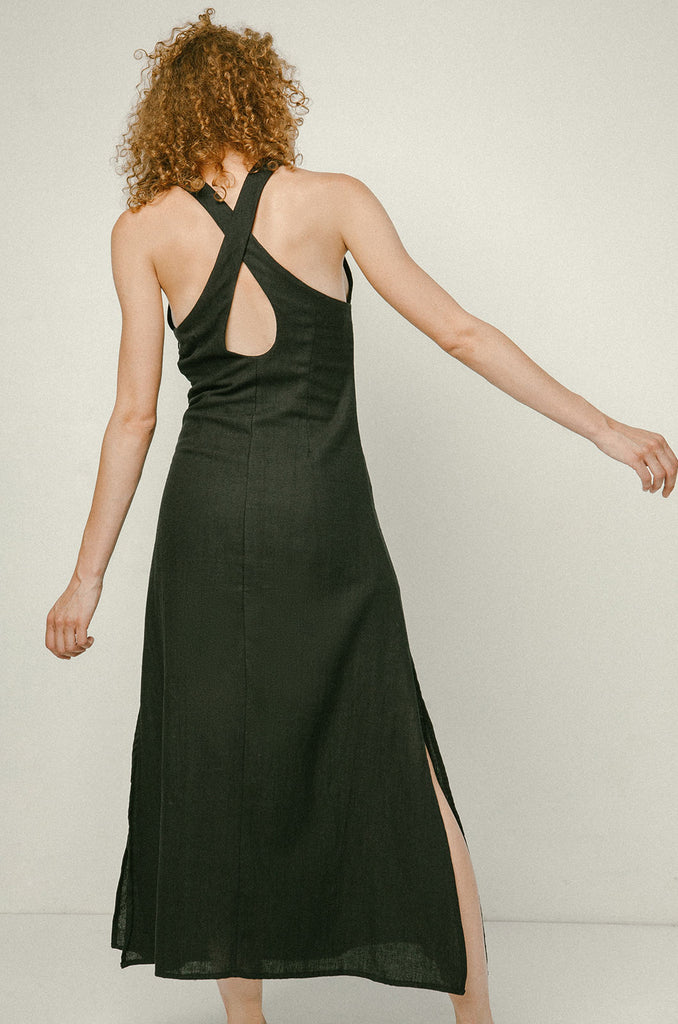 Pepper maxi dress - Heron clothing brand bali
