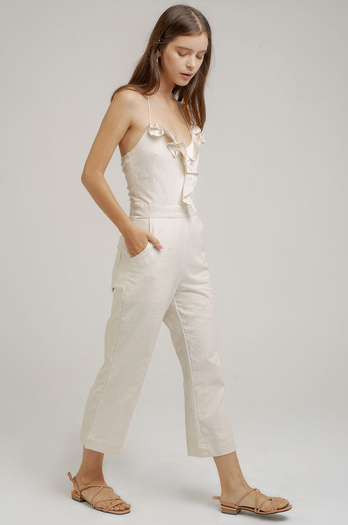 WILLOW JUMPSUIT - Heron clothing brand bali