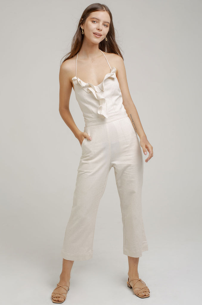 Willow Jumpsuit Heron Jumpsuit - Heron clothing brand bali