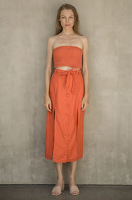 ITS HERON JUDE SKIRT SUMMER CLOTHING MADE IN BALI