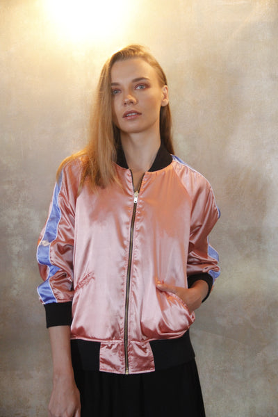 Its Heron Aurore Souvenir Jacket