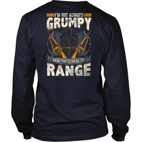 At The Range- Shirts, Long Sleeve, Hoodie