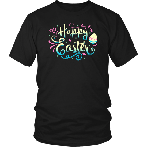 Happy Easter- Easter Shirt for Baby, Kids, and Adults