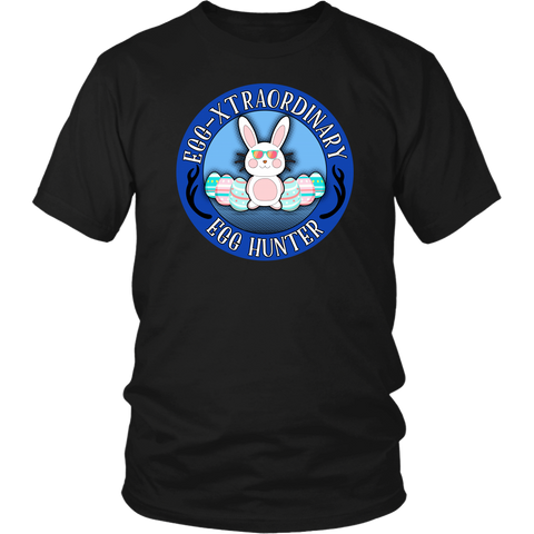 Egg-xtraordinary Egg Hunter- Easter Shirt for Baby, Kids, and Adults