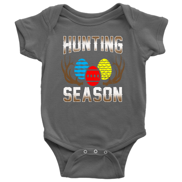 Hunting Season- Easter Shirt for Baby, Kids, and Adults