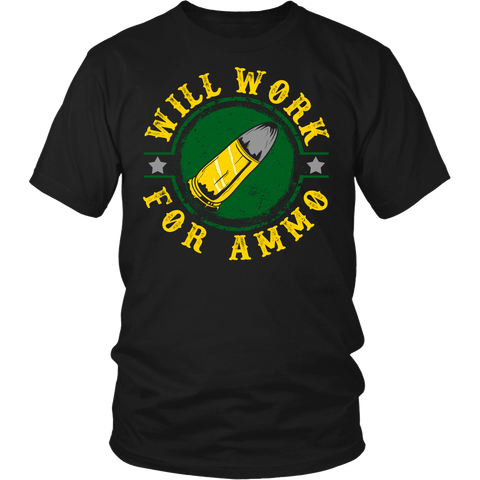 Will Work- Shirts, Long Sleeve, Hoodie, Tanks